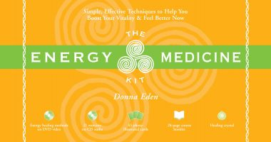 KT00858D Energy Medicine Kit