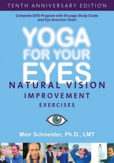 VT01334D Yoga For Your Eyes