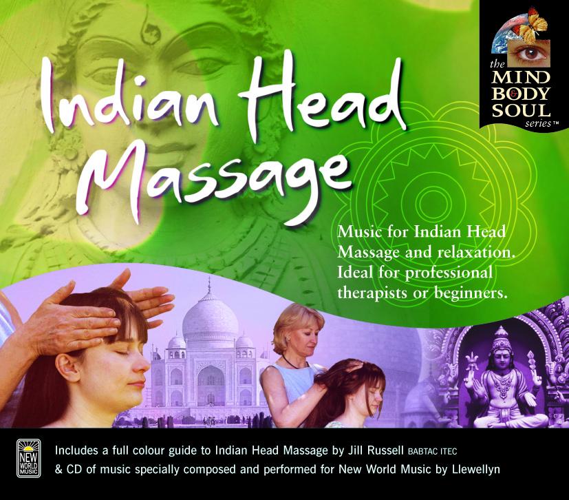 MBSCD918 Indian Head Massage - New World Music