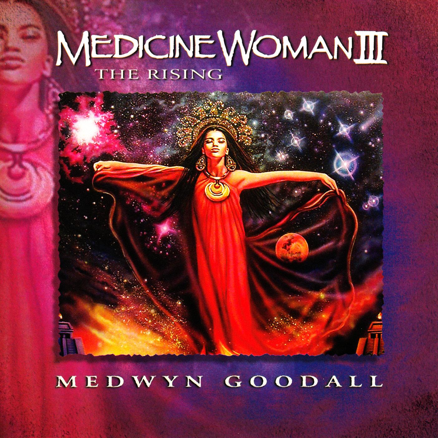 Cd568 Medicine Woman 3 The Rising New World Music