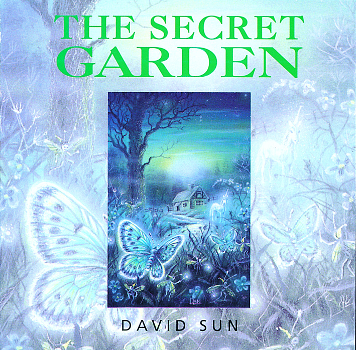Cd205 Secret Garden The New World Music